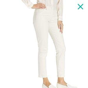Lauren Ralph Lauren white straight leg jeans